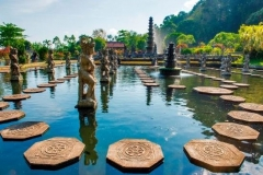 Tirta Gangga water palace - one day tour to explore East Bali- Edy Ubud tour special offer