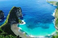 trip to Nusa penida;