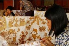 tohpati village tour-traditional batik maker-edy ubud tour special offer