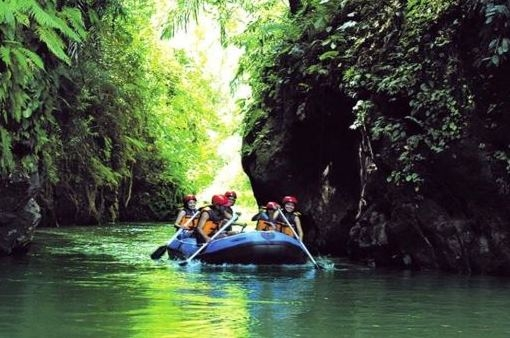 Enjoy White Water Rafting Activity You Must Do In Bali Grab