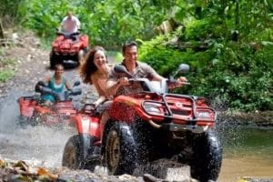 Atv ride package in Ubud - special price bali adventure today