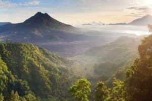 Kintamani Batur mount view - best offer bali tour package