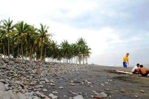 Trip to Medewi beach - bali tour package