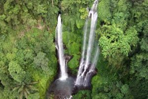 Sekumpul waterfall - best place to enjoy the nature - explore bali waterfall