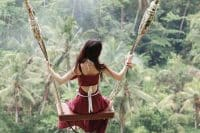 Swing in Bali - best activity in Bali you must do