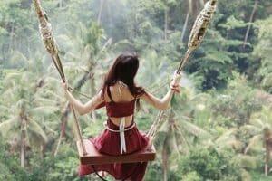 Swing in Bali - best activity in Bali you must do