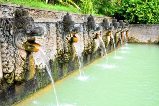 banjar hot spring - bali tour package - edy ubud tour