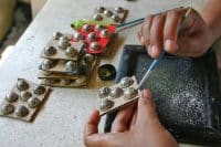 celuk village tour-silver maker-silver village-accessories from silver bali