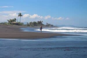 tour to keramas beach-best point for surfing in Gianyar