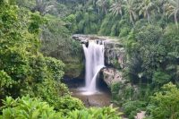 tour to Tegenungan waterfall-best place to visit near Ubud-best deal bali tour