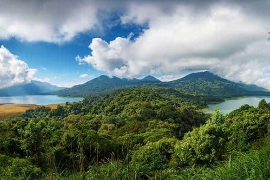 Hasil gambar untuk Bali Twin lake
